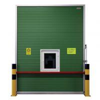 Horizontal gas-tight cooling doors Coolex - Salco