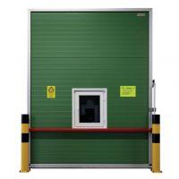 Vertical gas-tight cooling doors Coolex - Salco